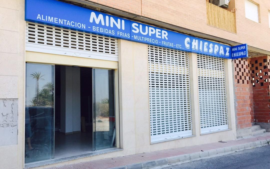 Rótulos en Murcia